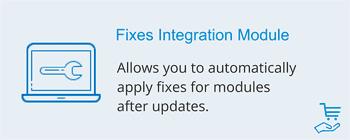 Модуль интеграции фиксов, фото