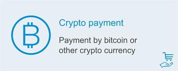 Оплата криптовалютами, фото