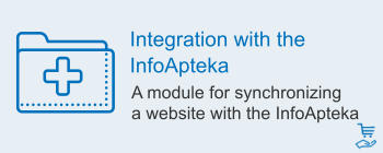 Integration with the InfoApteka service, image