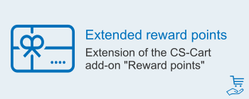 Extended reward points, image