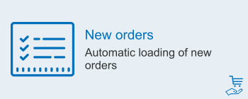 New orders, image